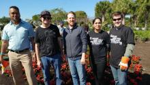 ORB Employees Participate in 2019 Martin Luther King Day Event